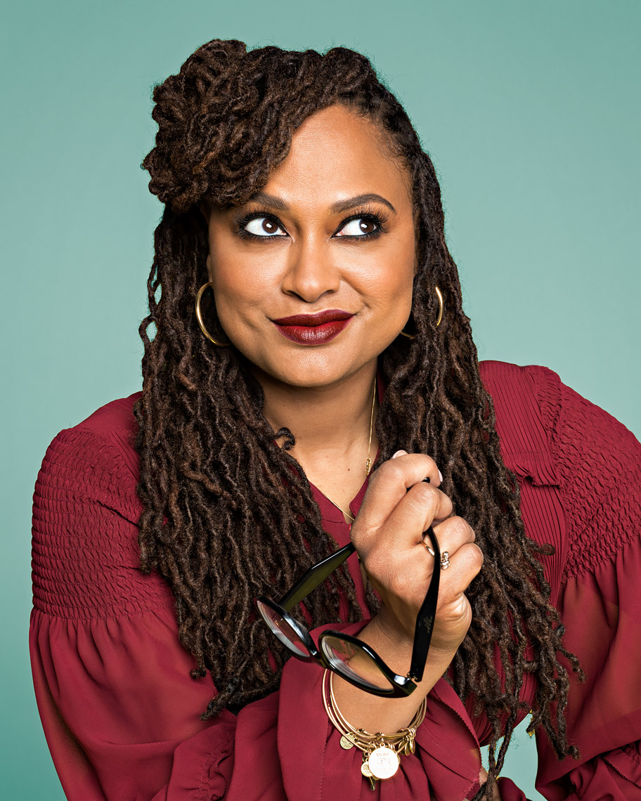 Ava Duvernay by Scott Witter for Adweek