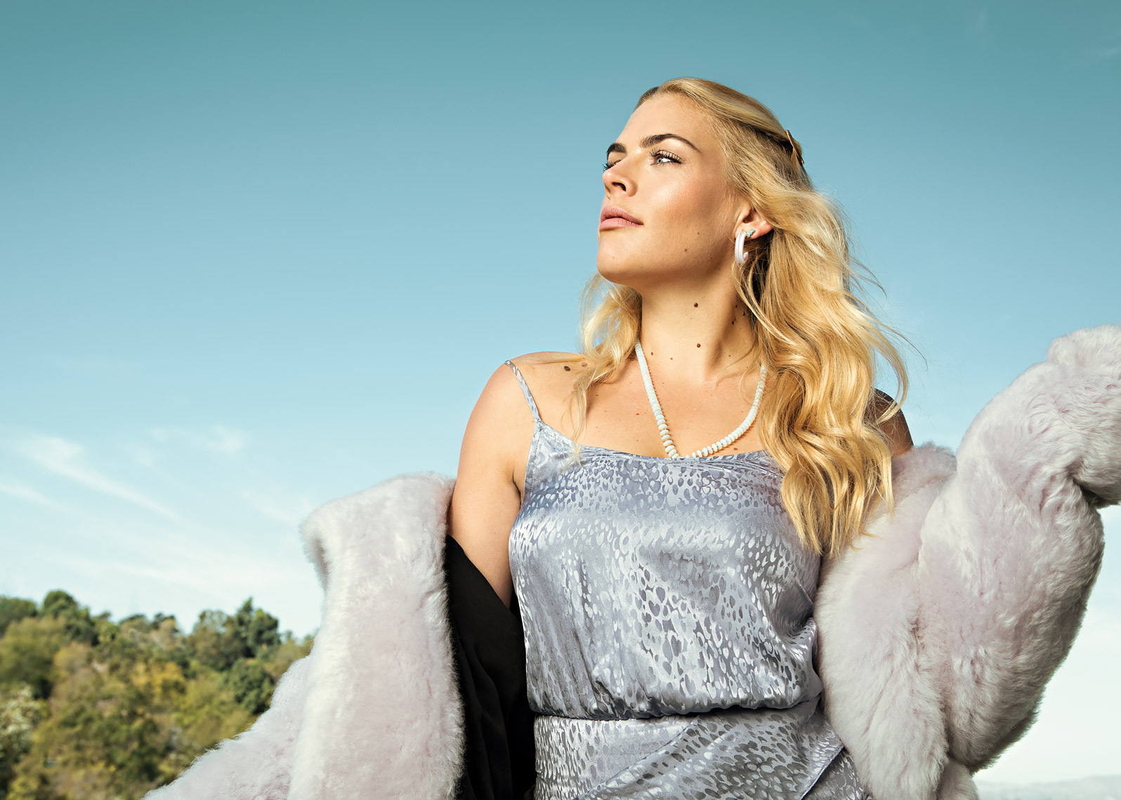 Busy Philipps by Scott Witter for Adweek