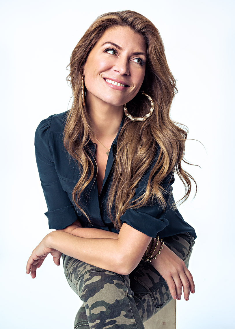Genevieve Gorder of Trading Spaces