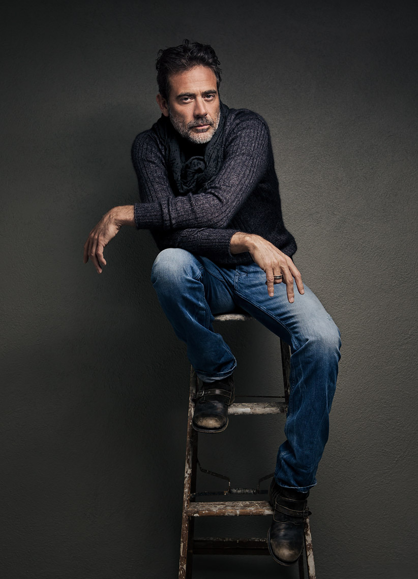 Jeffrey Dean Morgan photographed by Scott Witter